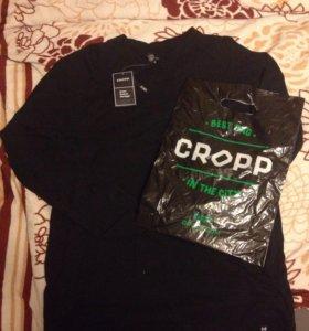 Лонгслив.футболка CROPP