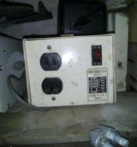 Выпрямитель тока с 220v на 110