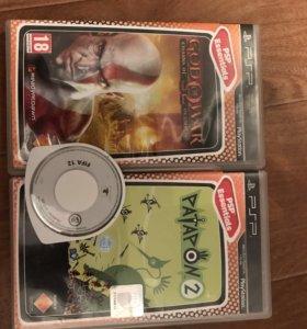 Продам диски на PSP
