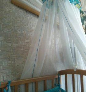Кроватка детская 0-3