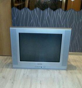 Телевизор самсунг с пультом за 1тр