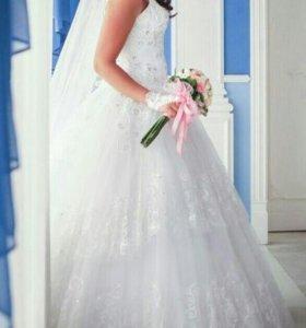 Прокат свадебного платья.Новороссийск.