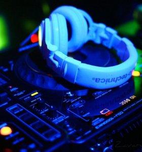 Диджей DJ + ведущий тамада