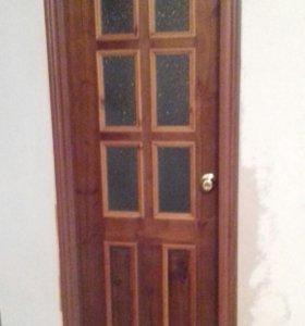Двери на 60 2шт.