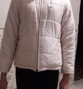 """Куртка для девочки """"Найк"""""""