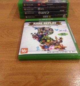 Rare repla(30игр)(Xbox One )