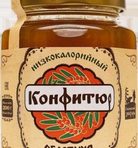 "Конфитюр ""Облепиха"" 200 гр"