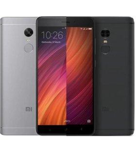 Xiaomi Redmi Note 4 3/32Gb Gray, Black (Snap. 625)