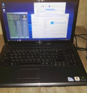 Ноутбук Lenovo G550-20023