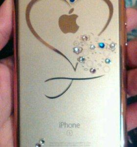 Новый силиконовый бампер на айфон 7