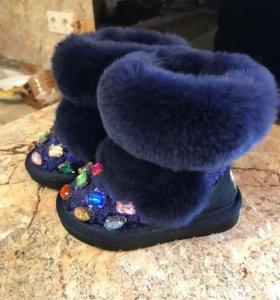 Угги для маленькой моднице