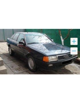 Лобовое стекло Audi Ауди 100 44 кузов 82-91 г. в