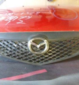 Решетка на Mazda Demio DY#W