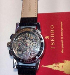 Часы,наручные ,мужские,элитные,фирмы Tsedro