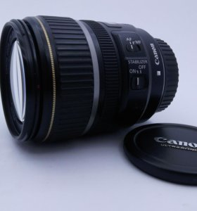 Canon ef-s 17-85 1:4-5.6 is usm