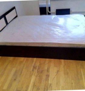 Кровать Пегас с матрасом