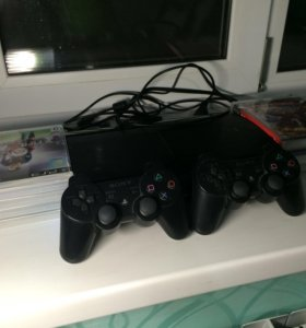 Продаю PS3 super slim