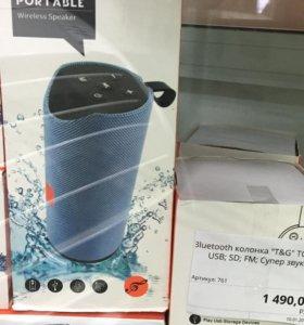 Bluetooth Колонка T&G TG113