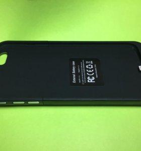 Чехол зарядка для айфон 6 плюс