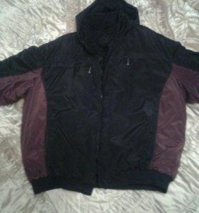 Новая большая мужская куртка