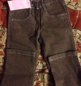 Новые джинсы 116р