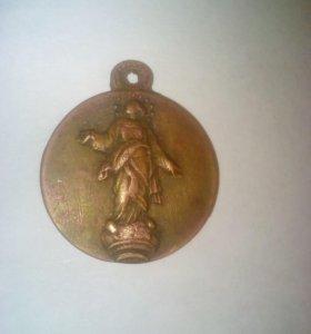 Медаль Мадонны Дель Дуомо