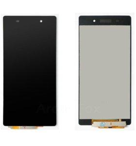 Дисплей с сенсором Sony Xperia Z2, D6503