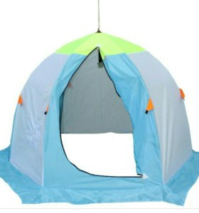 Новая палатка зимняя однослойная Медведь.