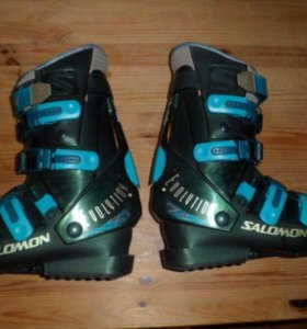 Горные ботинки Solomon