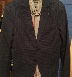 Пиджак и рубашка Zara