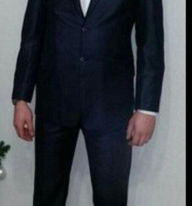 Деловой костюм (пиджак +брюки)