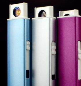 Дешевая, практичная USB-зажигалка GL Bird
