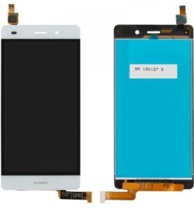 Дисплей с тачскрином для Huawei P8 Lite