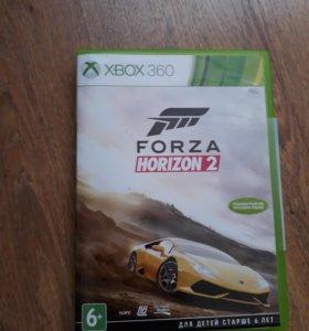 Игра forza horizon 2 на Xbox 360