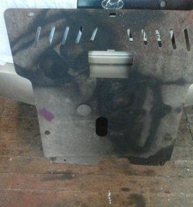 Защита двигателя лачетти
