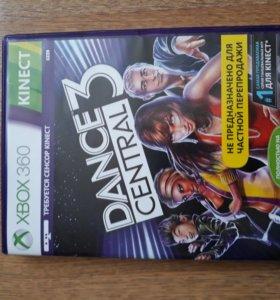 Dance central 3 на Xbox 360