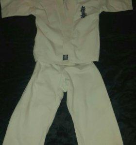 Кимоно kyokushinkai