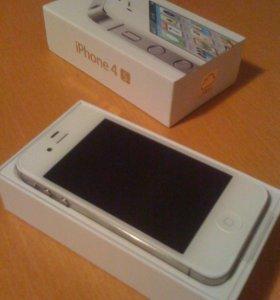 Продам айфон 4 s