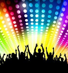 Музыкальное и световое сопровождение мероприятий.