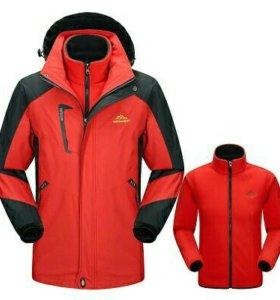 Куртка новая 5 XL, на 54-56 размер