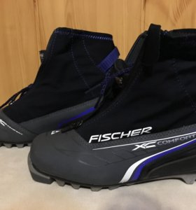 Лыжные ботинки Fischer comfort