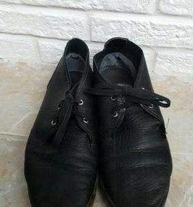 Ботинки мужскии