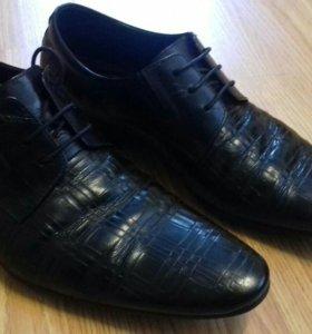 Ботинки классические мужские