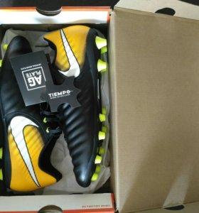 Бутсы Nike Tiempo Ligera AG-PRO