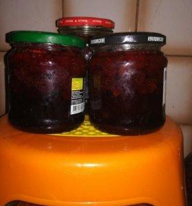 Варенье и ягоды