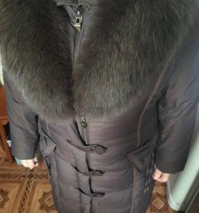 Пуховик тёплый (зима)