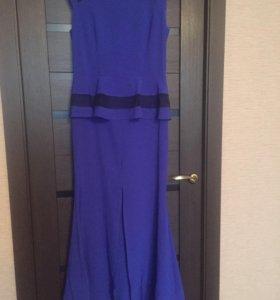 Платье вечернее 48 р-р