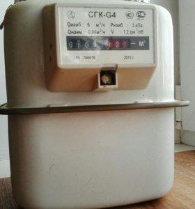 Счётчик газа камерный СГК -G
