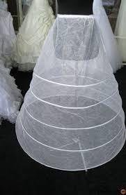 Подъюбник свадебный