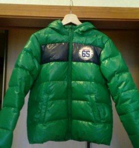 Куртка зимняя Benetton.